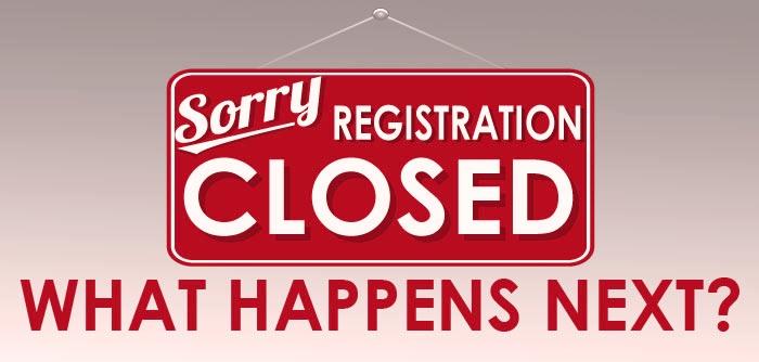 Kids Club Registration Closed